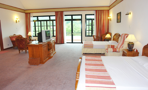 accommodaiton cameron highlands hotels